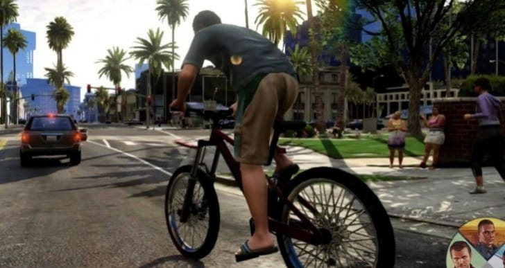 GTA V update on PC release date in 2014