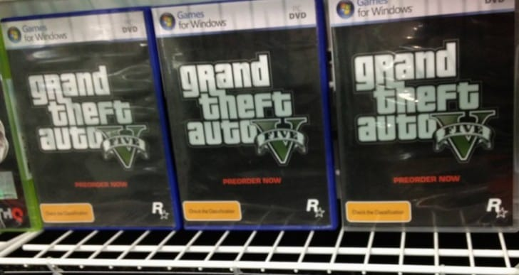 GTA V PC, PS4, Xbox One release silence