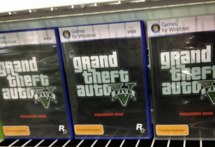 GTA V Special Edition on PC may have exclusive weapons