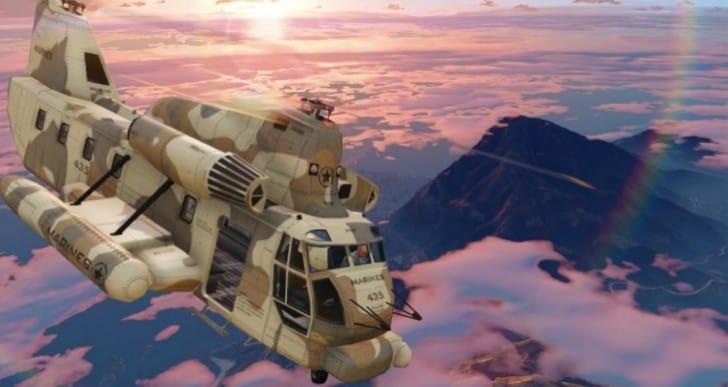 GTA V 1.16 update with Pilot School DLC date