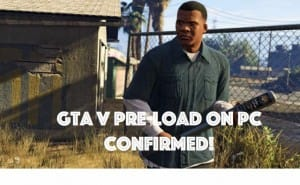 Excitement for GTA V PC preload start time