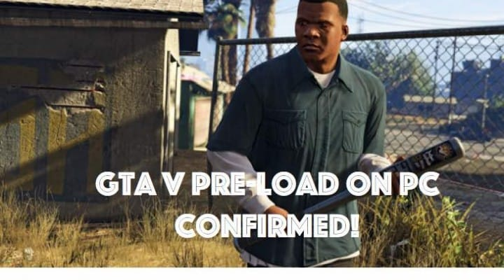 Excitement for GTA V PC preload start time