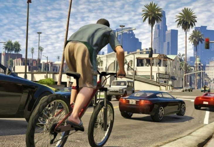 GTA V release date enticed by Microsoft with extras