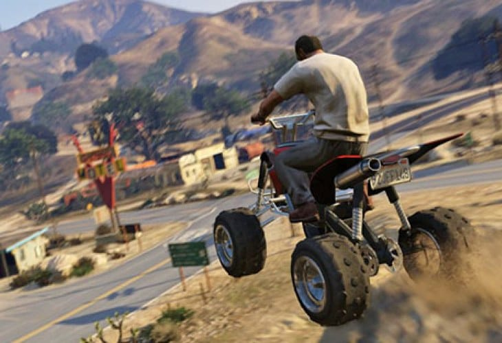 GTA V PS4 hoax generates buzz