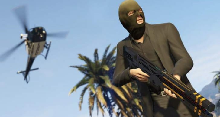 GTA V Heists release date with confirmed next-gen loyalty
