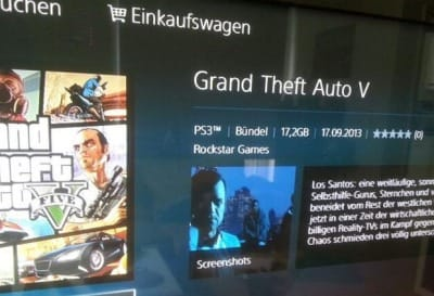 PS4 users won't want a repeat of the GTA V issues..