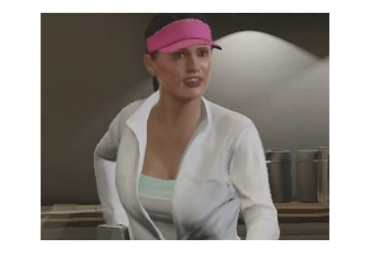 GTA V confusion over voice actress