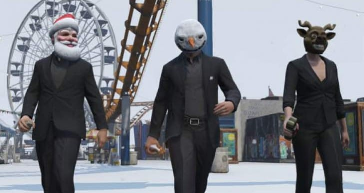 GTA V Holiday update snow feature will surprise you