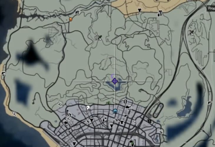 GTA V Surano Benefactor car location made easy