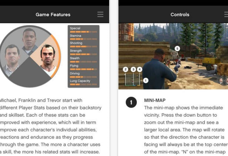 GTA V The Manual joins iFruit on Android waiting list