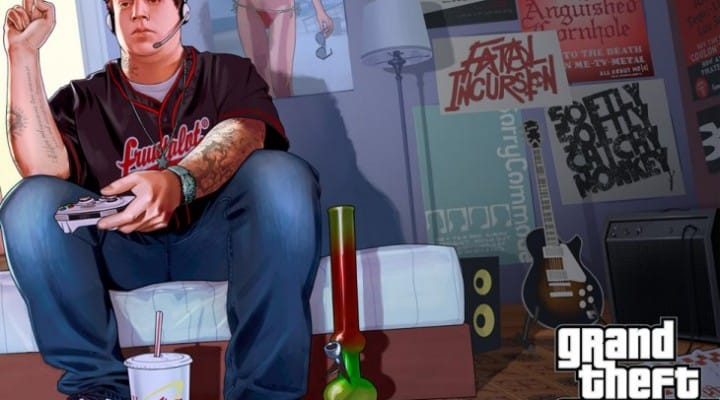 GTA V poster may contain potential trailer 3 clues