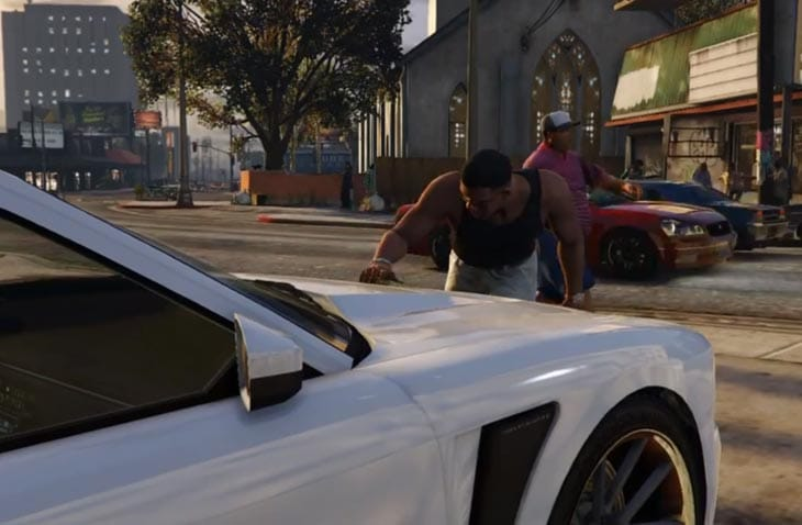 Online Auto Sales >> GTA V PS4, PC, and XB1 release trailer – Product Reviews Net