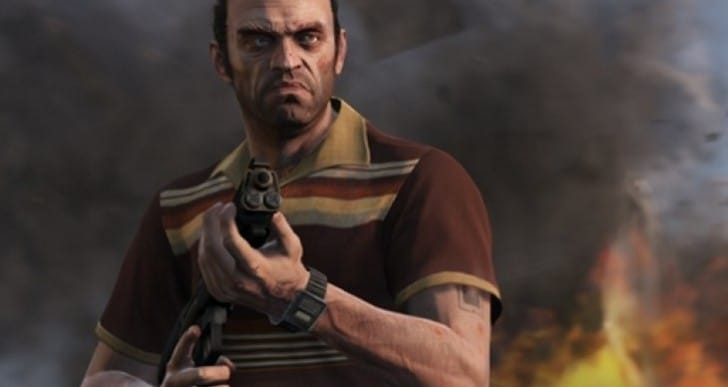 GTA V hands-on suggests Trevor is favorite