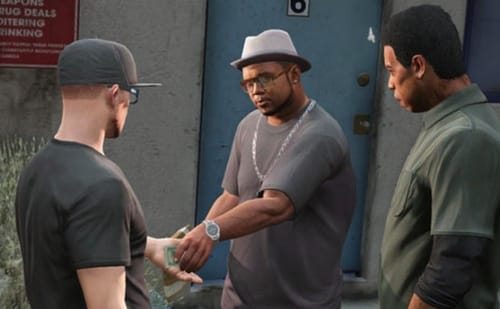 Have you become rich already in GTA V?