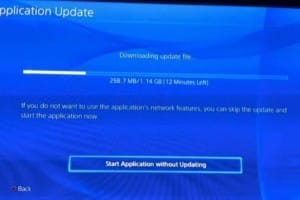 New GTA V PS4 update problems