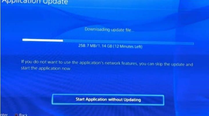 New GTA V PS4 update problems
