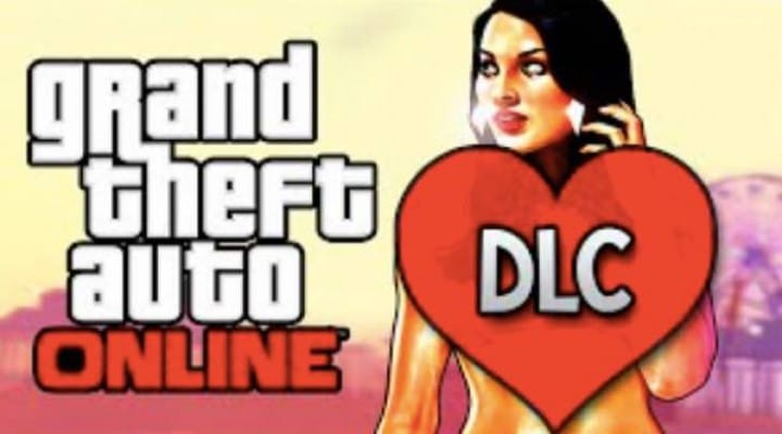 New GTA V DLC update for Valentine's Day 2015