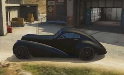 Pictures of Gta 5 Z Type In Real Life - #rock-cafe