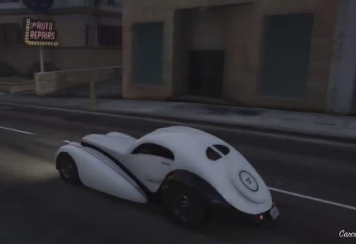 Car Customizing Games >> GTA V Z-Type car location unknown, customization joy – Product Reviews Net