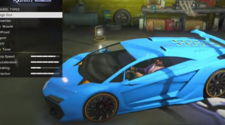 GTA V Zentorno customized Vs Lamborghini Sesto Elemento