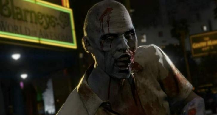GTA V 1.18 update hopes for Zombies DLC
