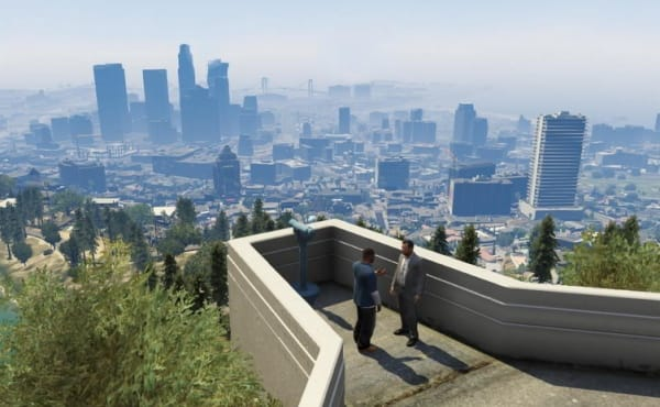 Beyond GTA V with next-gen and bigger worlds