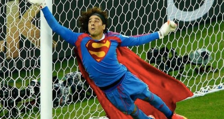 Guillermo Ochoa to LFC with FIFA 15 upgrade