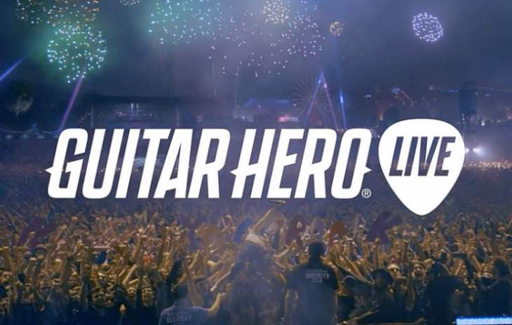 Guitar Hero Live 1.09 update features on PS4, Xbox One