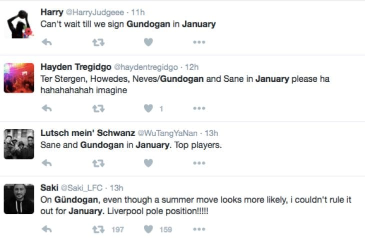 gundogan-january-transfer-rumors