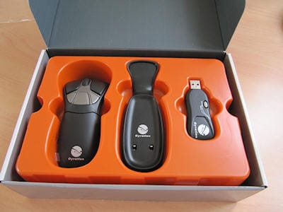 Gyration Air Mouse Go Plus with MotionSense 12
