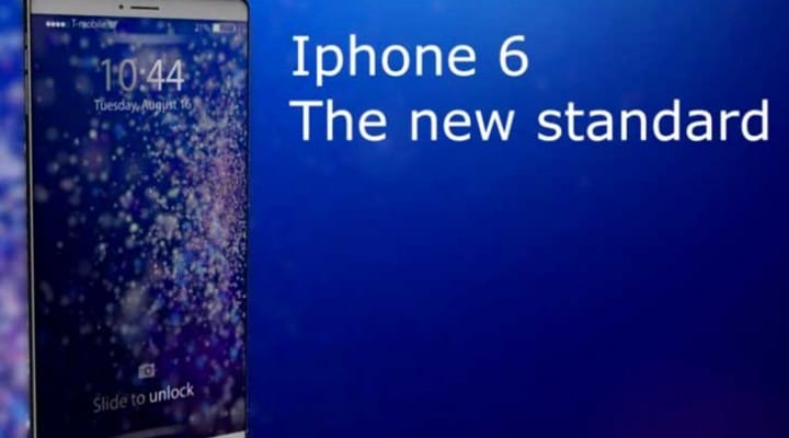 Halfway to iPhone 6 release date