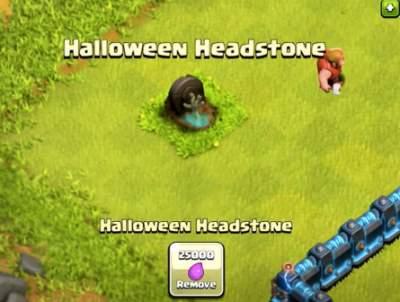 halloween-headstone-clash-of-clans