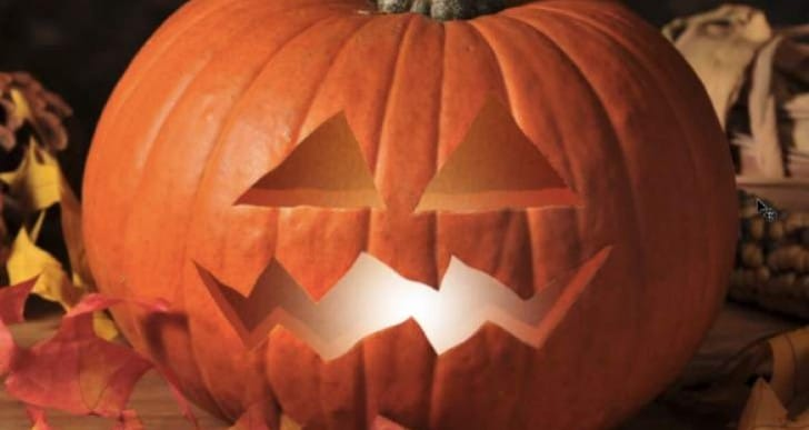Printable pumpkin carving patterns in Photoshop
