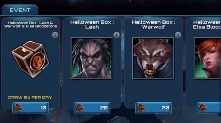 halloween-update-marvel-future-fight