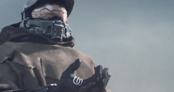 Halo 5 leaked video confirms ADS, Sprint