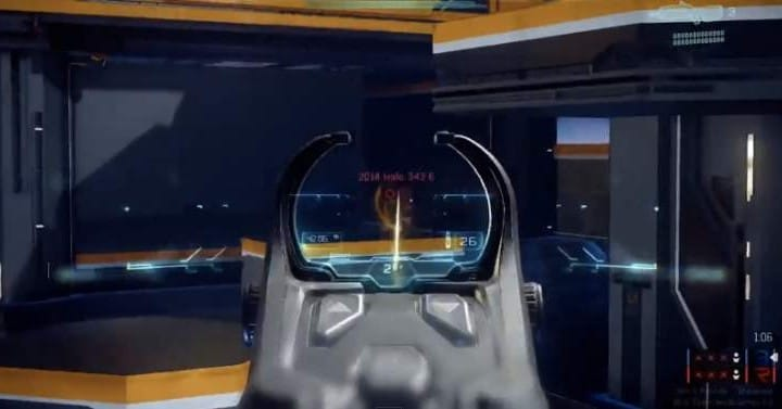 Halo 5 smart scope in 8 minute gameplay