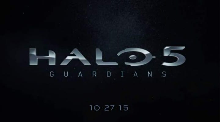 Halo 5 release date with live-action trailer