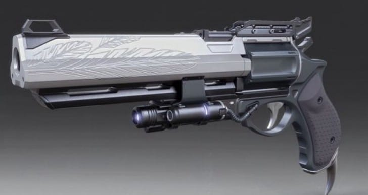 Destiny Hawkmoon upgraded review for Xbox