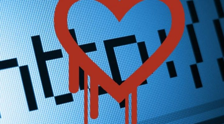 Heartbleed bug prompts Gmail login change