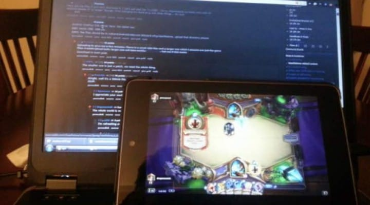 Hearthstone Android tablet support list with problems