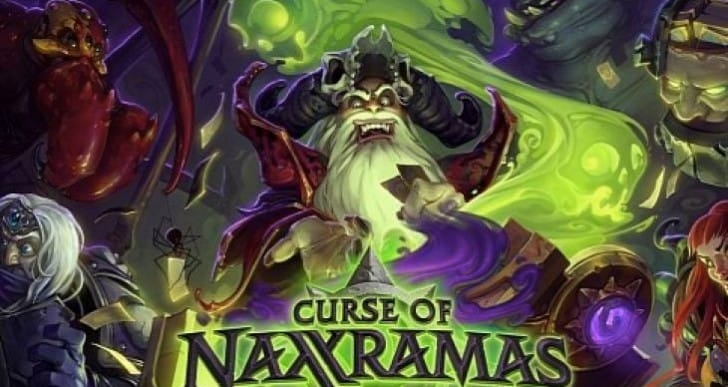 Hearthstone Curse of Naxxramas will have gold cards