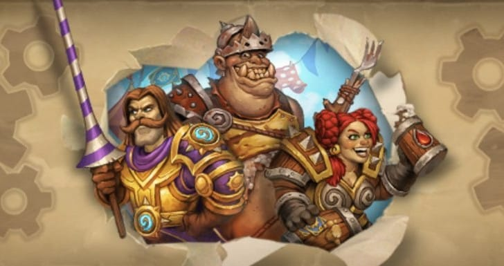Hearthstone Patch 3.0 notes with Ranked bonus chest