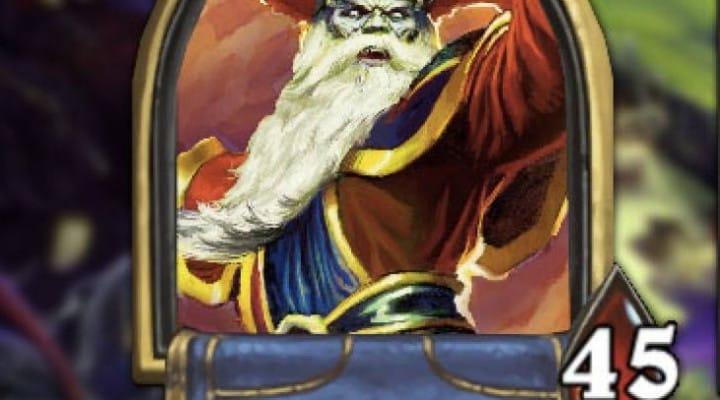 Hearthstone Heroic Heigan the Unclean decks for Priest