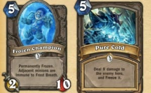 Hearthstone Heroic Sapphiron preview, rewards