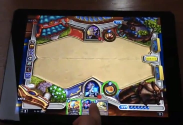 hearthstone-ipad-gameplay
