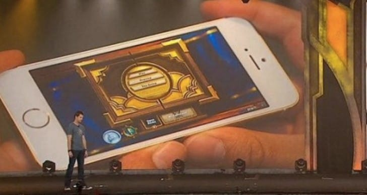 Hearthstone iPhone 6, Plus release date sadness