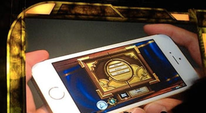 Hearthstone iPhone release still in development