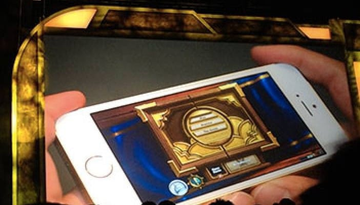 Hearthstone iPhone release still in development