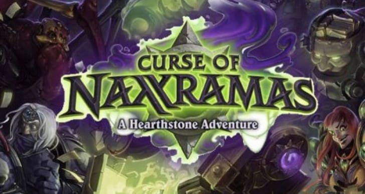 Hearthstone Curse of Naxxramas US, UK release date