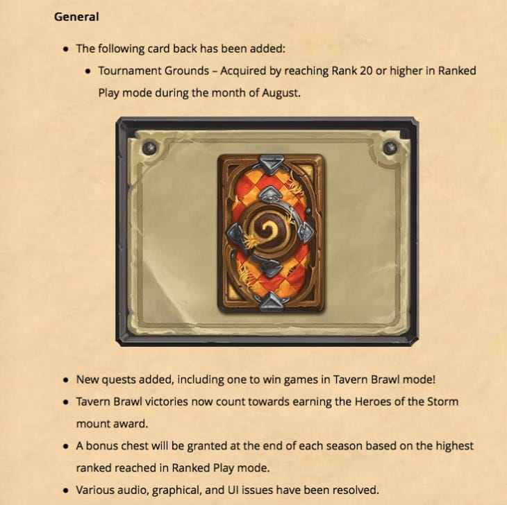 hearthstone-patch-3.0-notes